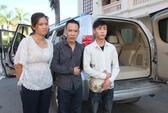 Vợ chồng cưỡi xế hộp chở ma túy, hung khí từ Hà Nội vào Hà Tĩnh