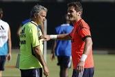 Thực hư quanh sự đổ vỡ mối quan hệ Mourinho và Casillas