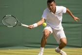 Hoàng Nam vào bán kết đôi nam trẻ Wimbledon 2015