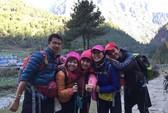 Đã có trực thăng đưa 5 người Việt xuống núi Nepal
