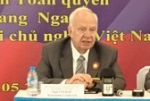 Việt Nam là đối tác chiến lược toàn diện duy nhất của Nga ở châu Á