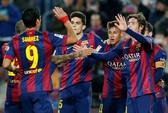 Barcelona trút cơn thịnh nộ lên Elche