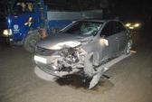 Hà Nội: Tài xế Trung Quốc gây tai nạn, 2 người thương vong