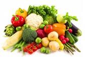Lợi ích của màu sắc rau quả