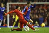 Courtois tỏa sáng, Chelsea vất vả cầm chân Liverpool