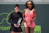 Serena Williams lần thứ 8 vô địch Miami Open