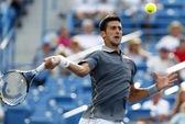 Thoát hiểm trước Dolgopolov, Djokovic chờ tranh chung kết với Federer