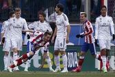 Real Madrid thua thảm 0-4 trước Atletico