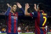 """Messi, Suarez và Ronaldo tranh danh hiệu """"Cầu thủ xuất sắc nhất châu Âu"""""""