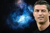 """Cristiano Ronaldo """"xuất hiện"""" ở dải thiên hà"""