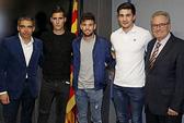 Barcelona từ chối Guardiola vì mạng xã hội