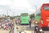 Tai nạn thảm khốc tại Trà Vinh: 2 xe khách chạy 110 km/h và 121 km/h