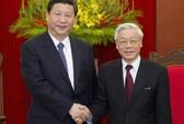 Chủ tịch Trung Quốc Tập Cận Bình thăm Việt Nam từ 5 đến 6-11
