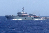 Tàu cảnh sát biển Trung Quốc tấn công tàu ngư dân Việt Nam