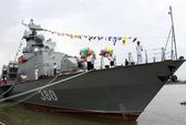 Hải quân Việt Nam có thêm 2 tàu tên lửa tấn công nhanh