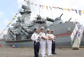 Hải quân có thêm 2 chiếm hạm tên lửa nội hiện đại