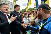 Kinh tế Ukraine suy sụp