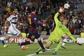 Hết mỹ từ để ca ngợi Messi