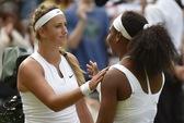Serena Williams chờ đại chiến với Sharapova ở bán kết Wimbledon