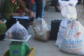 Bắt kẻ chở 1.500 kg thuốc nổ trên xe tải
