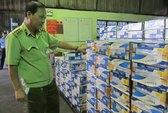 Tiêu hủy 43.000 chai sữa Ensure