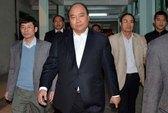Nhiều lãnh đạo thăm ông Nguyễn Bá Thanh