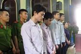 Buôn hàng đá, 5 bị cáo lãnh 46 năm tù