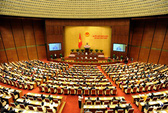 Khai mạc kỳ họp Quốc hội: GDP tăng trưởng cao nhất 5 năm qua