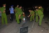 Xe tải tông thương vong 2 sĩ quan công an rồi bỏ trốn