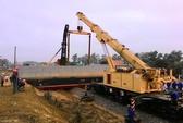 Khẩn trương thông tuyến đường sắt Bắc-Nam