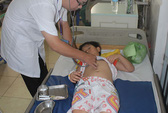 30 trẻ mầm non nhập viện nghi ngộ độc thực phẩm
