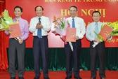 Bổ nhiệm 3 Phó Ban Kinh tế Trung ương