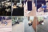 Mỹ đau đầu với người vô gia cư