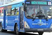 TP HCM đã cho phép quảng cáo trên xe buýt
