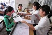 Không hạn chế nguyện vọng đăng ký tuyển thẳng