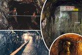 """Đường hầm """"khủng"""" ở biên giới liên Triều"""