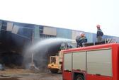 Vẫn chưa thể dập tắt đám cháy suốt 16 giờ ở Gia Lai