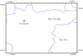 Động đất xảy ra khi thủy điện Sông Tranh 2 đang xả lũ