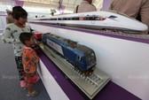 Thái Lan hoãn xây đường sắt qua Trung Quốc