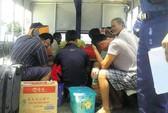 Philippines bắt 25 ngư dân Trung Quốc