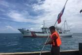 Công dân Philippines, Mỹ tới biển Đông phản đối Trung Quốc