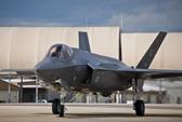 """""""Tia chớp"""" F-35 của Mỹ bốc cháy"""