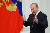 """Ông Putin """"xé"""" hiệp ước hạt nhân với Mỹ"""