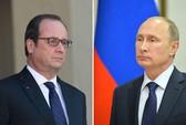 Hục hặc về Syria, ông Putin hủy thăm Pháp