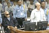 Campuchia: Y án tù chung thân 2 cựu lãnh đạo Khmer Đỏ