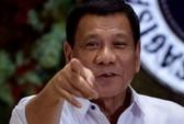 """Tổng thống Philippines """"không lo"""" Trung Quốc quân sự hóa đảo nhân tạo"""