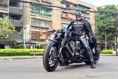 Batman phiên bản Việt xuất hiện trên đường phố Sài Gòn