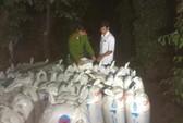 Ngăn chặn 2 tấn mỡ bẩn sắp tràn xuống TP HCM