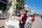 Dàn siêu xe 50 tỉ trong lễ cưới người đẹp và đại gia