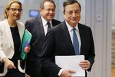 ECB nỗ lực kích thích kinh tế eurozone